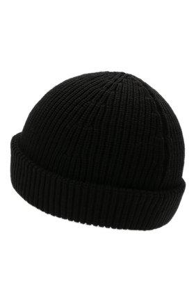 Мужская шерстяная шапка VETEMENTS черного цвета, арт. UA52KN300B 2901/M | Фото 2