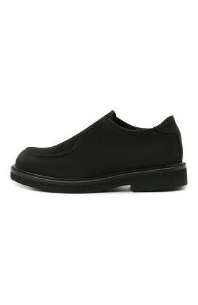 Детские кожаные туфли MONTELPARE TRADITION черного цвета, арт. MT20060/M0RBID0NE/18-27 | Фото 2