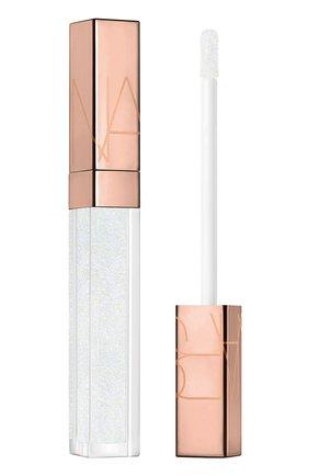 Блеск для губ afterglow lip shine, broken glass NARS бесцветного цвета, арт. 34500340NS | Фото 1