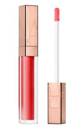 Блеск для губ afterglow lip shine, la chamade NARS бесцветного цвета, арт. 34500344NS | Фото 1