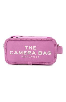 Женская сумка the camera MARC JACOBS (THE) розового цвета, арт. M0017040   Фото 1