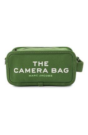 Женская сумка the camera MARC JACOBS (THE) зеленого цвета, арт. M0017040 | Фото 1