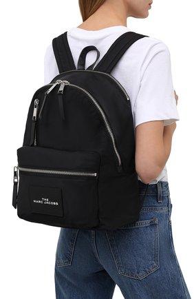 Женский рюкзак MARC JACOBS (THE) черного цвета, арт. H303M02PF21   Фото 2