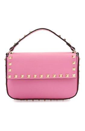 Женская сумка rockstud VALENTINO розового цвета, арт. WW2P0W07/B0L | Фото 1