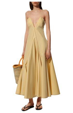 Женские кожаные шлепанцы BRUNELLO CUCINELLI черного цвета, арт. MZBSC1771P | Фото 2 (Материал внутренний: Натуральная кожа; Подошва: Плоская)