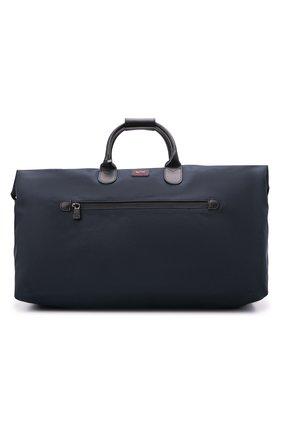 Мужская текстильная дорожная сумка PAUL&SHARK темно-синего цвета, арт. 11318117/HVB | Фото 1