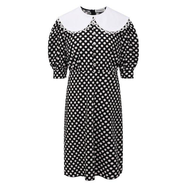 Хлопковое платье Masterpeace