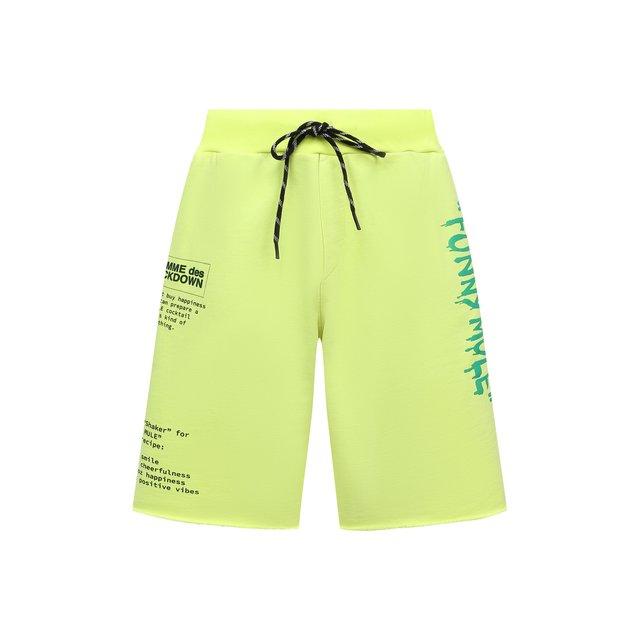 Хлопковые шорты Comme des Fuckdown