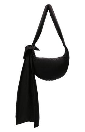 Женская сумка REDVALENTINO черного цвета, арт. WQ2B0C44/BAA   Фото 1