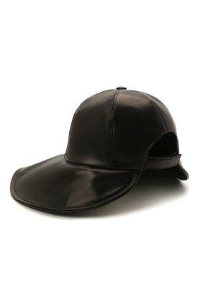 Кожаная шляпа | Фото №2
