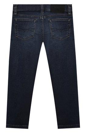 Детские джинсы POLO RALPH LAUREN темно-синего цвета, арт. 321750427 | Фото 2