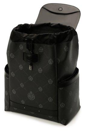 Мужской рюкзак BERLUTI черного цвета, арт. M224699 | Фото 4