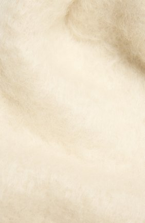 Мужской шарф LOEWE белого цвета, арт. F655254X01 | Фото 2