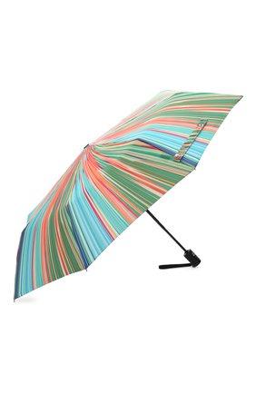 Женский складной зонт DOPPLER разноцветного цвета, арт. 744865F 01 | Фото 2