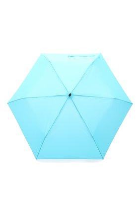 Женский складной зонт DOPPLER бирюзового цвета, арт. 72286327031 | Фото 1
