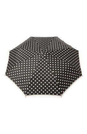 Женский складной зонт DOPPLER черно-белого цвета, арт. 7441465 BW06   Фото 1 (Материал: Текстиль, Синтетический материал)