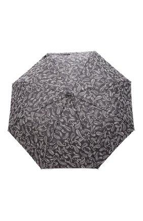 Женский складной зонт DOPPLER черно-белого цвета, арт. 7441465 BW05 | Фото 1