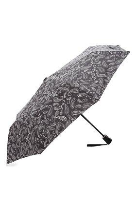Женский складной зонт DOPPLER черно-белого цвета, арт. 7441465 BW05 | Фото 2