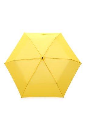 Женский складной зонт DOPPLER желтого цвета, арт. 722863  27011 | Фото 1
