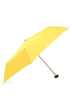 Женский складной зонт DOPPLER желтого цвета, арт. 722863  27011 | Фото 2