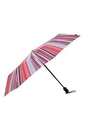 Женский складной зонт DOPPLER розового цвета, арт. 744865F 02 | Фото 2