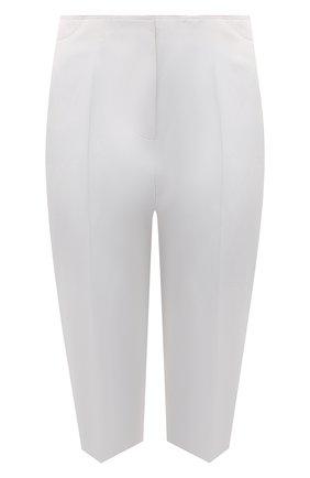 Женские шорты TOTÊME белого цвета, арт. 213-219-726 | Фото 1