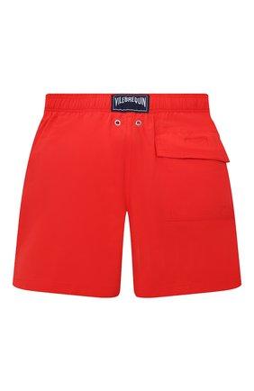 Детские плавки-шорты VILEBREQUIN красного цвета, арт. JIMH1D99/201 | Фото 2