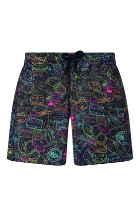 Детские плавки-шорты VILEBREQUIN разноцветного цвета, арт. JIMU1B89/390 | Фото 1