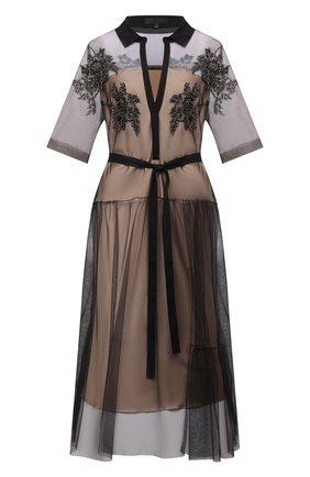 Женское платье TEGIN разноцветного цвета, арт. SD2150 | Фото 1