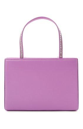 Женская сумка gilda AMINA MUADDI фиолетового цвета, арт. AMINI GILDA/NAPPA   Фото 1
