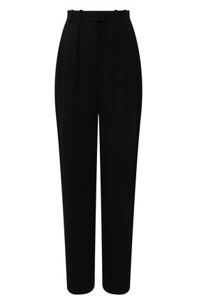 Женские брюки THE ROW черного цвета, арт. 5631W730   Фото 1