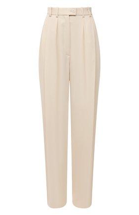 Женские брюки THE ROW кремвого цвета, арт. 5631W730 | Фото 1