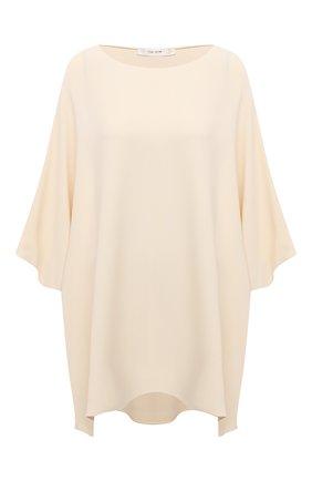 Женская блузка THE ROW кремвого цвета, арт. 5642W730 | Фото 1