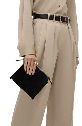 Женская сумка nu THE ROW черного цвета, арт. W1236L25 | Фото 2