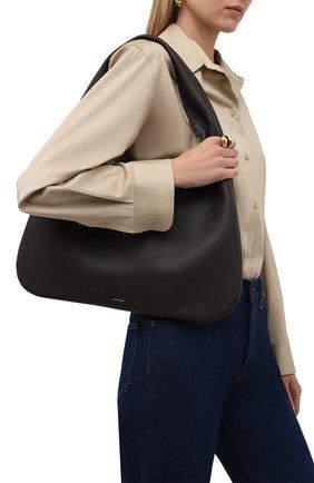 Женская сумка everyday medium THE ROW коричневого цвета, арт. W1278L129 | Фото 2
