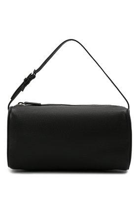 Женская сумка baguette small THE ROW черного цвета, арт. W1281L97 | Фото 1