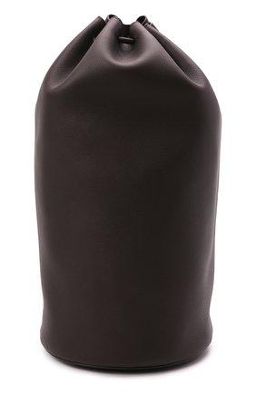 Женский рюкзак sporty THE ROW коричневого цвета, арт. W1282L129 | Фото 1