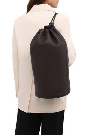 Женский рюкзак sporty THE ROW коричневого цвета, арт. W1282L129 | Фото 2