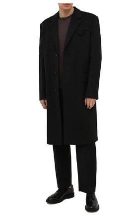 Мужские кожаные дерби H`D`S`N BARACCO черного цвета, арт. 81216.B.1* | Фото 2
