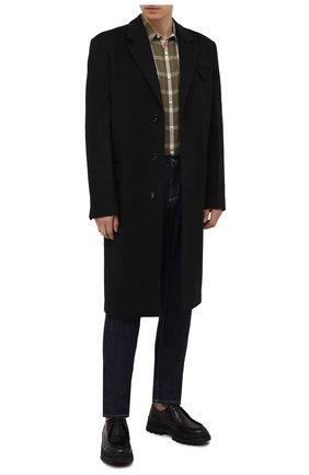 Мужские кожаные дерби H`D`S`N BARACCO черного цвета, арт. 81242.VVN.0* | Фото 2