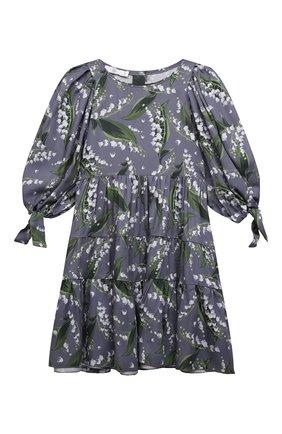 Платье из вискозы Полина | Фото №1