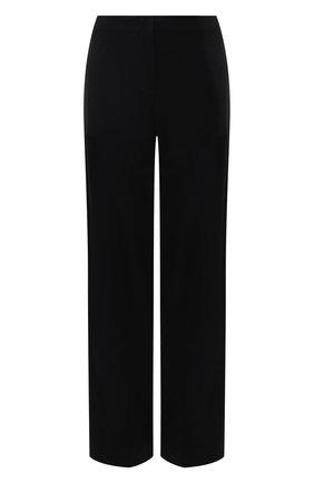 Женские шерстяные брюки RUBAN черного цвета, арт. RCSS21-7.1.42.2   Фото 1