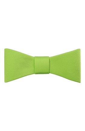 Женская бант PANFIL зеленого цвета, арт. Бант 26-T3 | Фото 1
