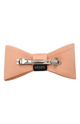 Женская бант PANFIL оранжевого цвета, арт. Бант 27-T2 | Фото 2