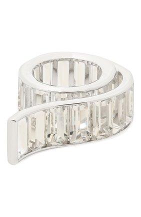 Женское кольцо matrix SWAROVSKI серебряного цвета, арт. 5610739 | Фото 1