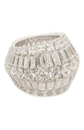 Женское кольцо hyperbola SWAROVSKI серебряного цвета, арт. 5598341 | Фото 1