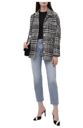 Женская куртка LORENA ANTONIAZZI темно-серого цвета, арт. A2109CP23A/3459 | Фото 2