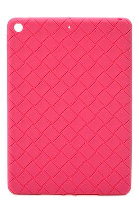 Чехол для ipad BOTTEGA VENETA розового цвета, арт. 621310/V0EY0 | Фото 1