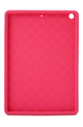 Чехол для ipad BOTTEGA VENETA розового цвета, арт. 621310/V0EY0 | Фото 2