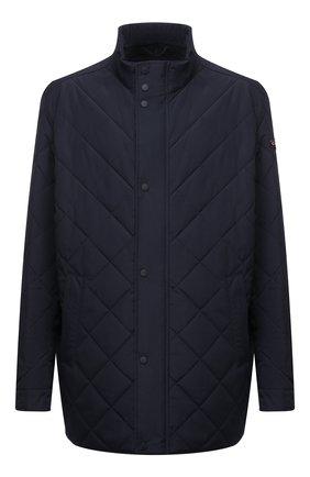Мужская утепленная куртка PAUL&SHARK темно-синего цвета, арт. 11312004/DF/3XL-6XL | Фото 1